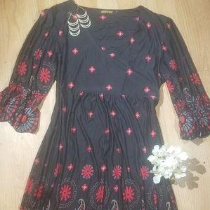 Large Slip on Dress